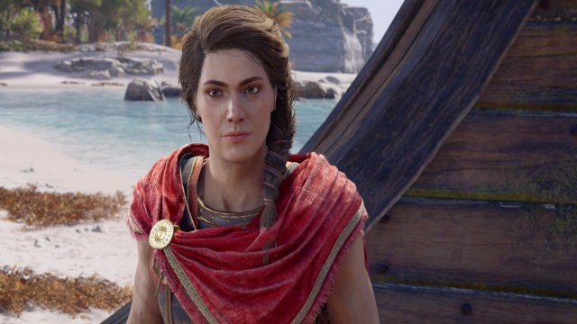 Assassin's Creed Odyssey lets you romance whoever you so choose