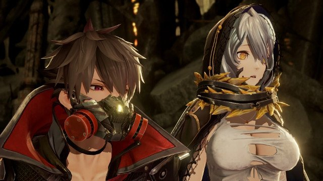 Code Vein network test
