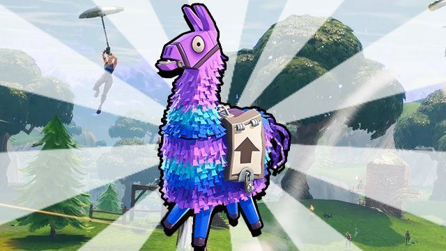 Fortnite llama nerf how has the supply llama been nerfed gamerevolution - Lama pictures fortnite ...