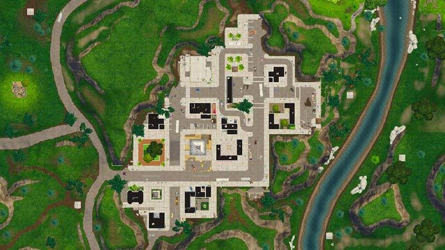 fortnite map update - fortnite background tilted towers