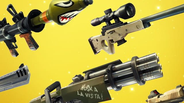 Fortnite Sniper Shootout Update 5.21