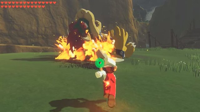 Mario and Bowser Mod