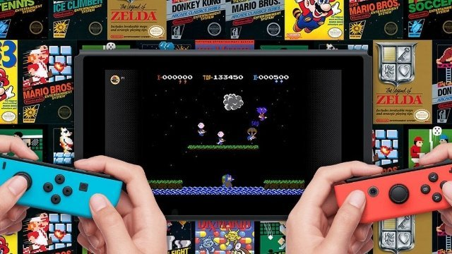 nintendo switch online sounds like a replacement virtual console
