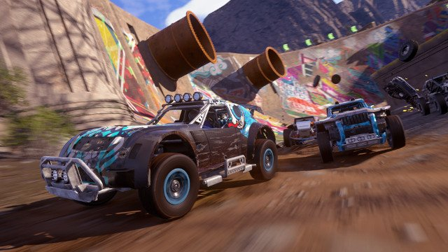 Onrush PS4 Free Weekend
