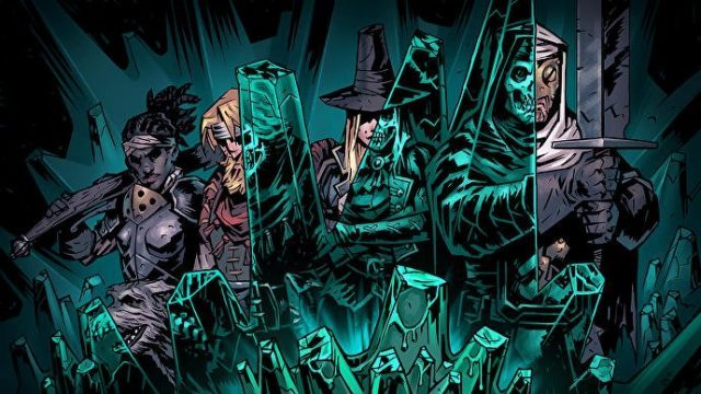 Low-End PCs darkest dungeon dlc the color of madness releases today, H.P. Lovecraft Games