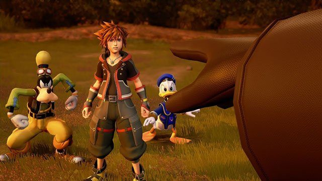 kingdom hearts 3 package