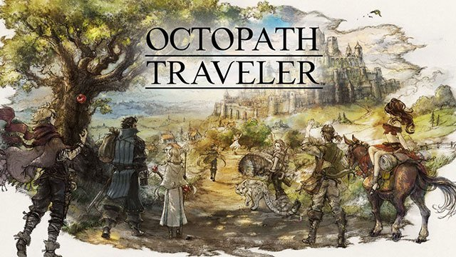 Octopath Traveler Release Date PC PS4 Xbox One