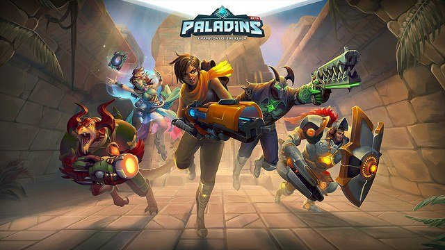 paladins release date
