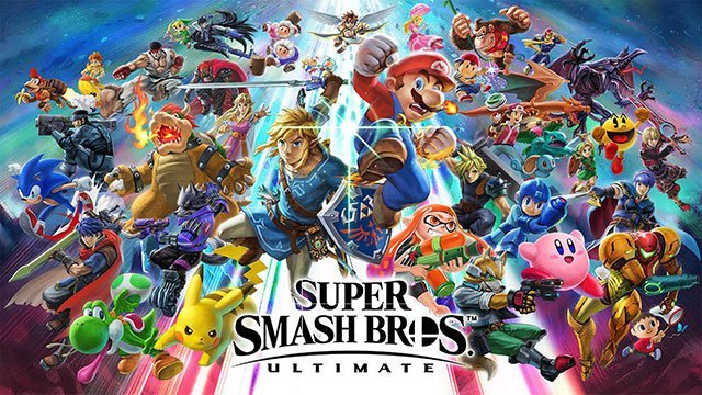Super Smash Brothers Ultimate