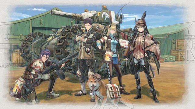 September 2018 Games, Valkyria Chronicles 4 Release Date