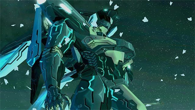 zone of the enders the second runner mars