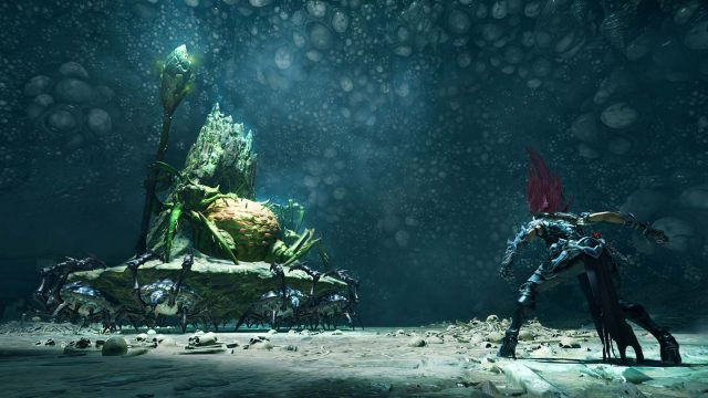 Darksiders 3 release date leaked