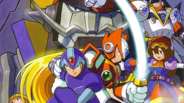 Mega Man X4 Cheats