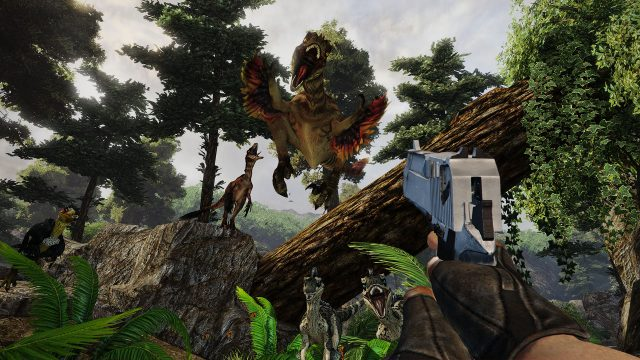 Primal Carnage: Extinction removes loot boxes.