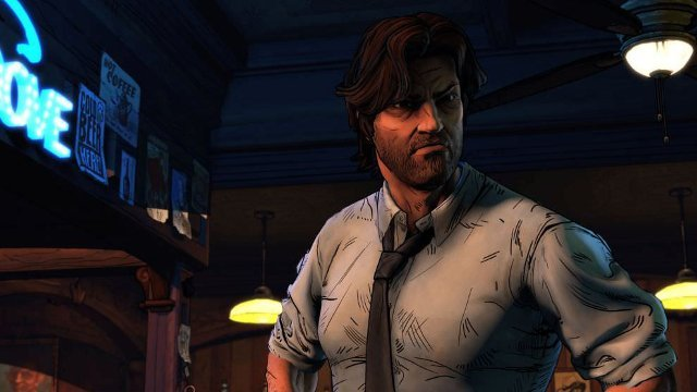 The Wolf Among Us Season 2 Screenshot
