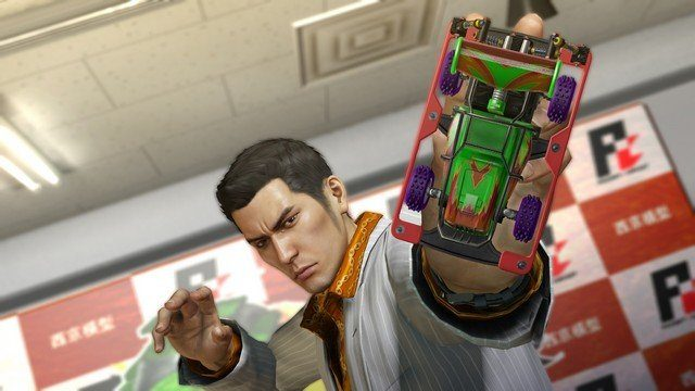 Yakuza 0 PC Pocket Circuit