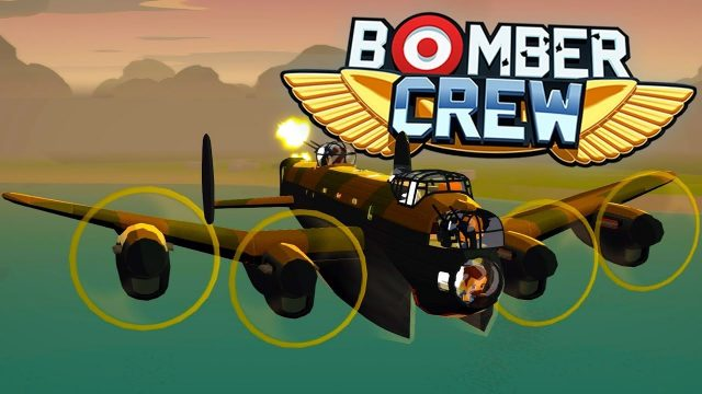 bomber crew lands consoles today