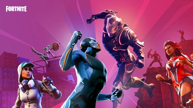The final placings for the July 21 Fortnite Summer Skirmish series tournament