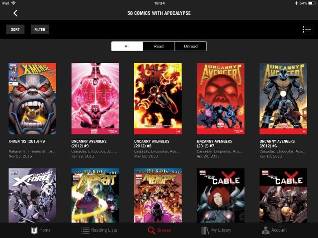 How to Use Marvel Unlimited: A Beginner's Guide - GameRevolution