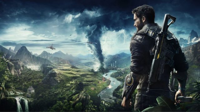 just cause 4 making of first five episodes