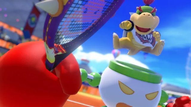 Mario Tennis Aces 3.0 update