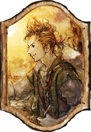 Octopath Traveler characters Alfyn