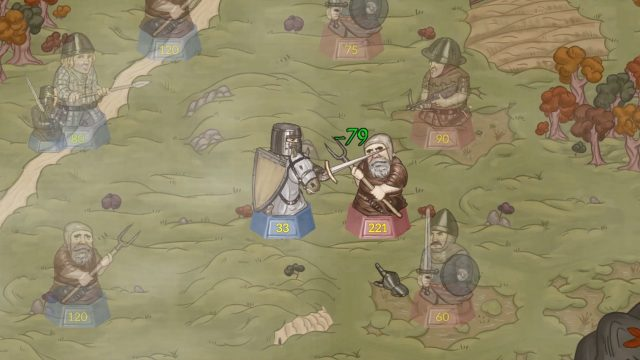 rising lords medieval turn based strategy game coming 2019