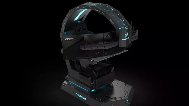acer gaming chair