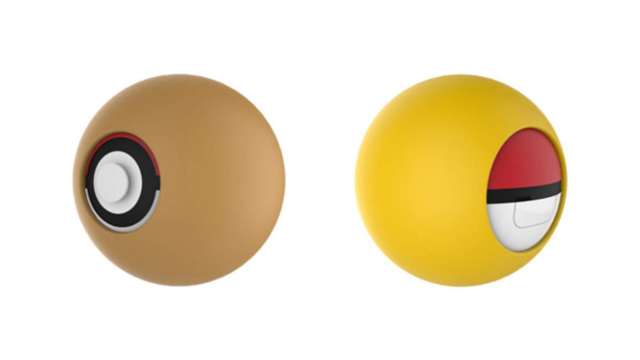 These solid color skins will make your Poke Ball Plus look like a rubber ball