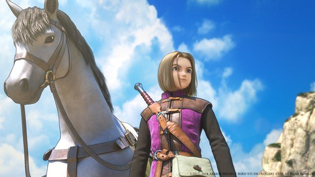 What Time Does Dragon Quest 11 Unlock on Steam?