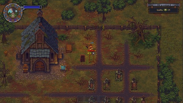 Graveyard Keeper Blue Points