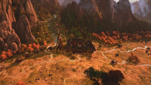 Total War Three Kingdoms Trailer Campaign Map