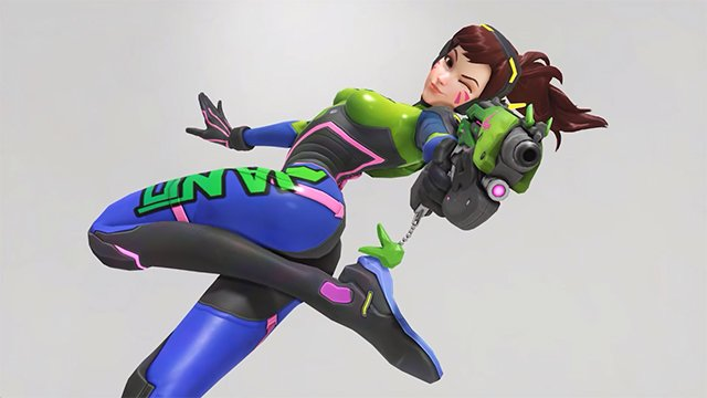 overwatch how to get the new dva skin How to Get the Nano Cola D.Va Skin