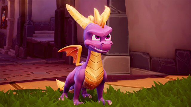 Spyro Reignited trilogy 1.03