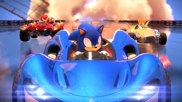 team sonic racing, May 2019 Games
