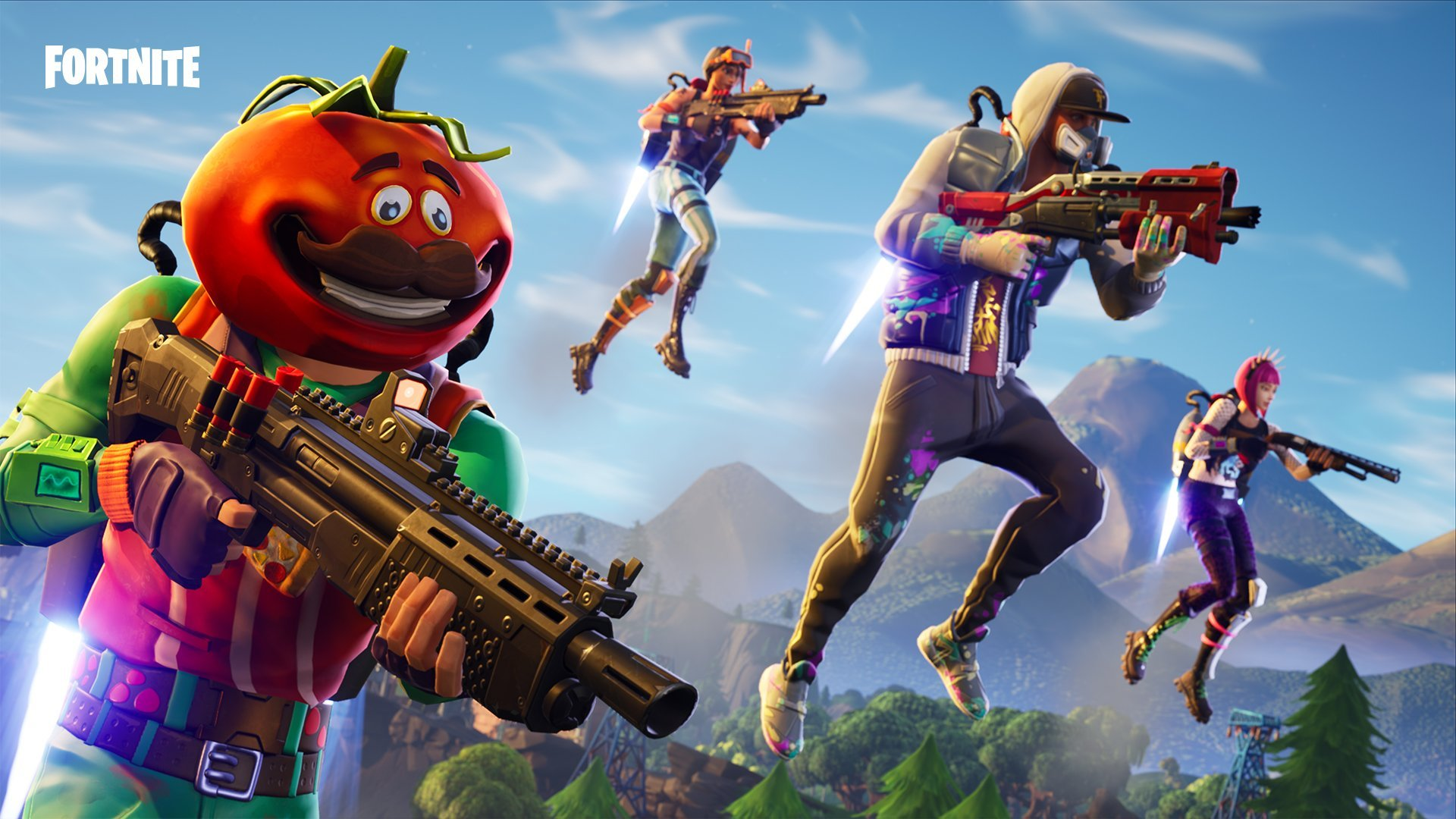 Rejoice! Your Fortnite account is now open for all platforms.