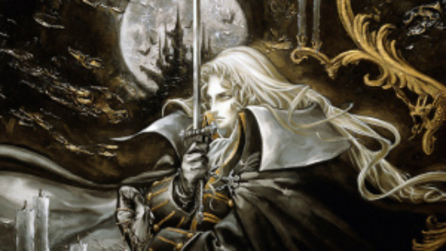 Castlevania Symphony of the Night PS4