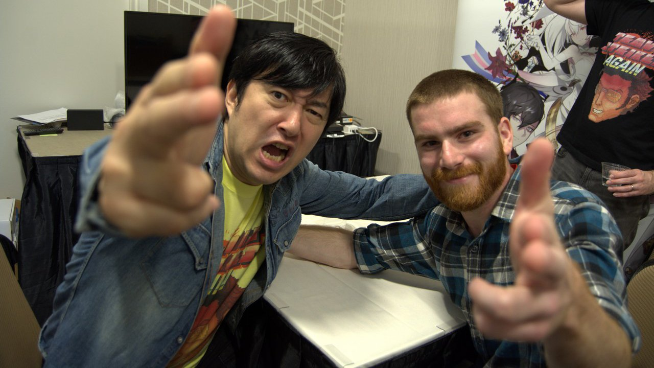 GR Interviews Suda51 PAX West