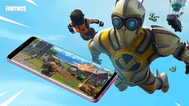 Fortnite Battle Royale Android Beta