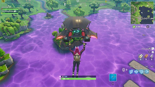 Fortnite Loot Lake