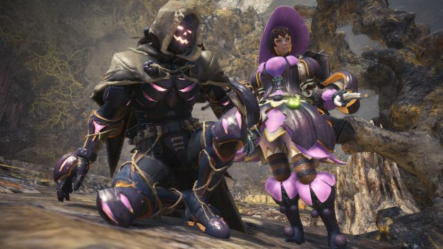Monster Hunter World Autumn Harvest Fest: New Event Quests, New