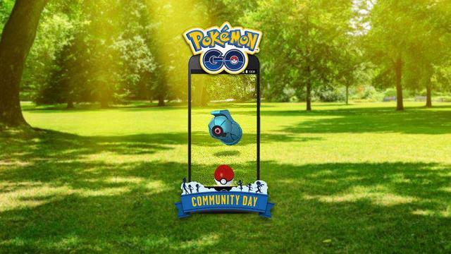 Pokemon Go October Community Day
