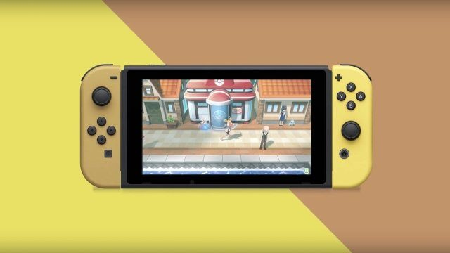 New Nintendo Switch Features