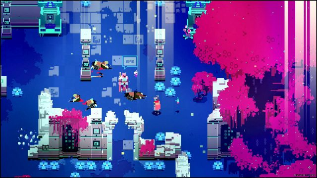 September 2018 Nintendo Switch Games Hyper Light Drifter