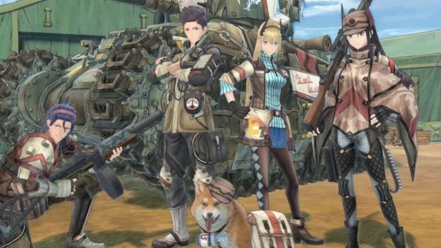 September 2018 Nintendo Switch Games Valkyria Chronicles 4