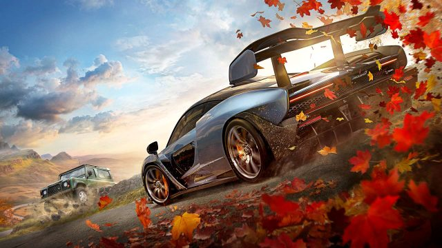 September 2018 Xbox Games Forza Horizon 4