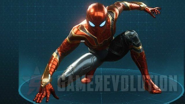 Spider-Man-Iron-Spider-Suit