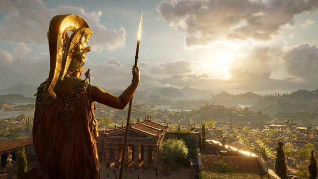 assassins creed odyssey nintendo switch version