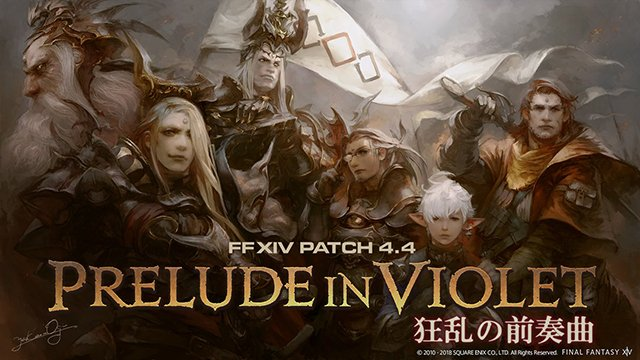 FFXIV 4.4 Patch Notes