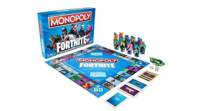 Fortnite Monopoly Release Date Announced And It Has A Battle Royale
